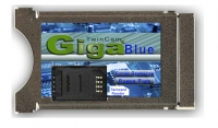GigaBlue Twin Cam Rev. II 